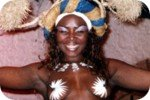 Bahian dancer
