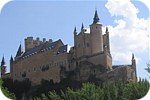 Fairytale castle of Alc�zar
